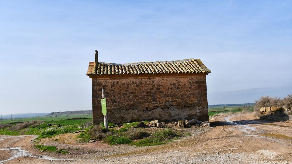 09.02.2020 Santa Magdalena de Sió  Les Pallargues -  Ramon Sunyer