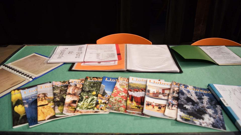 Revista Llobregós Informatiu Foto: ramon sunyer - Torà