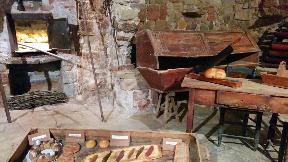 Museu del Pa Foto: ramon sunyer - Torà