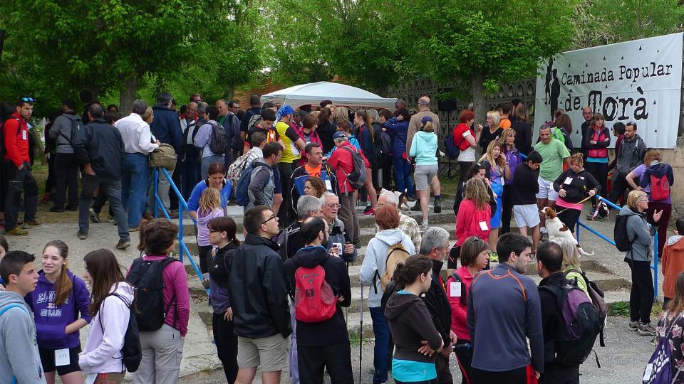 Caminada popular de de Torà Foto: xavi sunyer - Torà