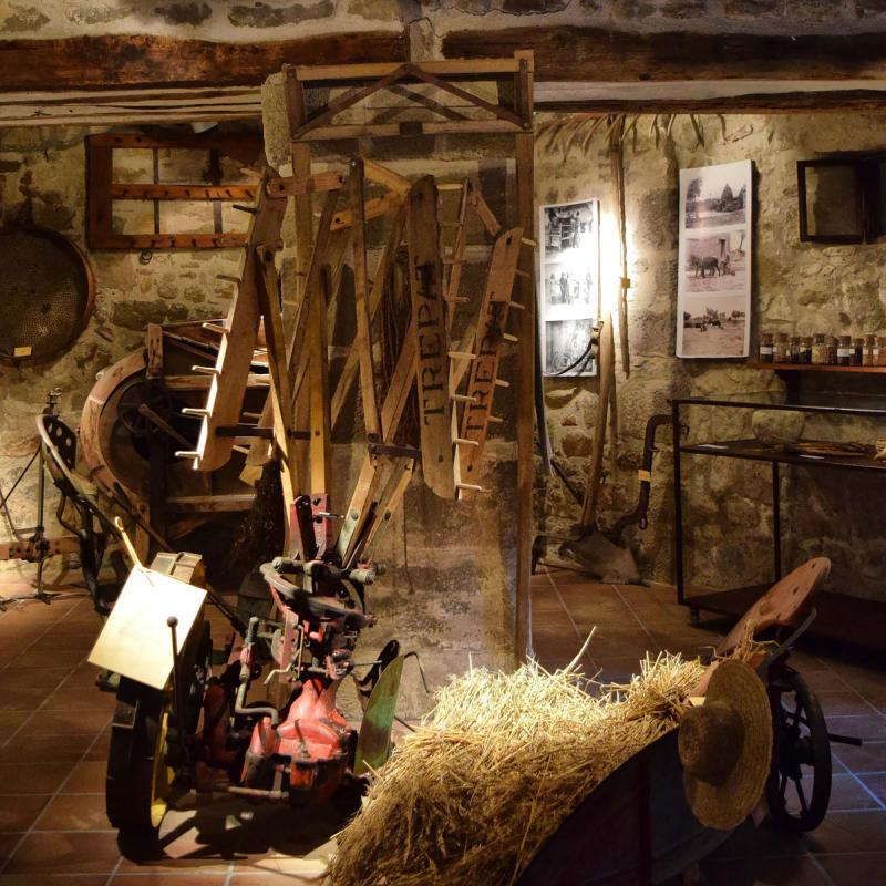 Museu Cal Gegó Foto: ramon sunyer - Torà