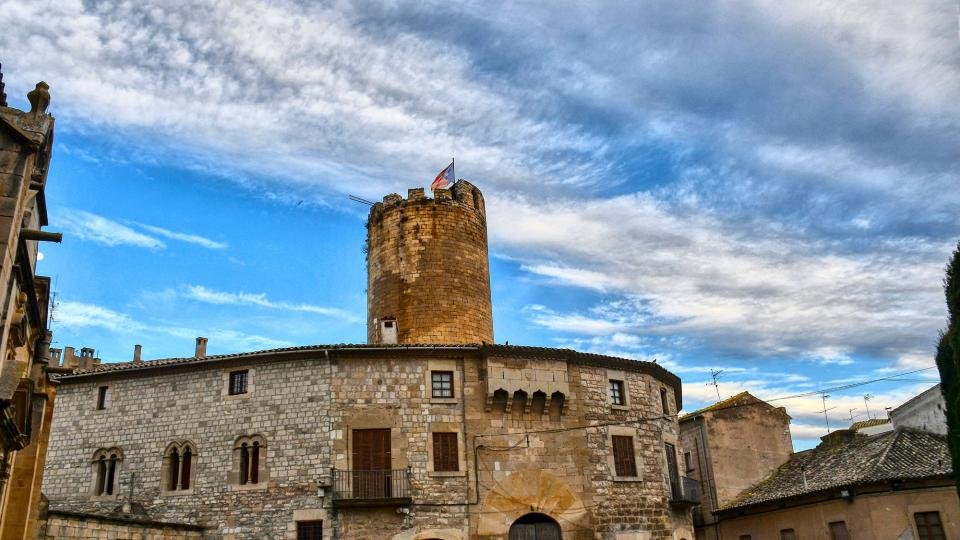 Castle Verdú