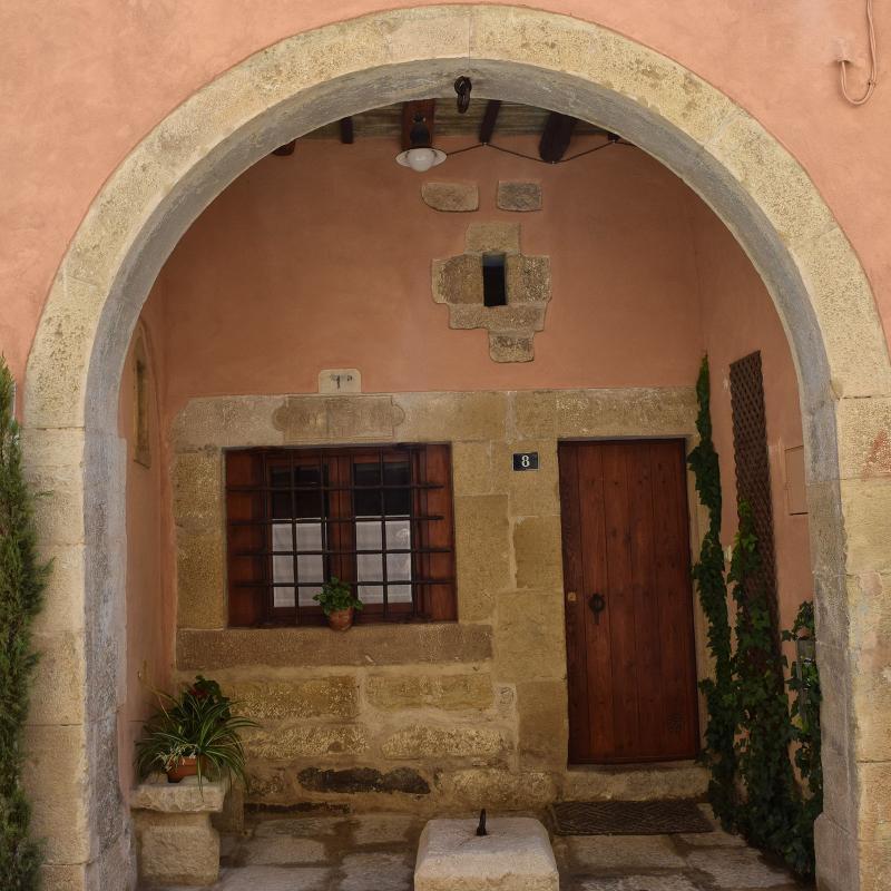 16.07.2017 Portal casa  Verdú -  Ramon Sunyer