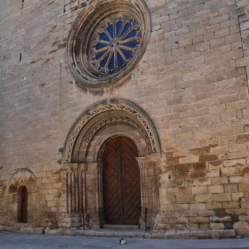 Iglesia de Santa Maria - Autor Ramon Sunyer (2017)