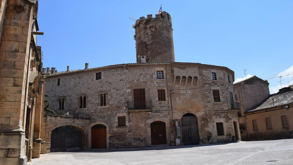 Castell de Verdú - Autor Ramon Sunyer (2017)