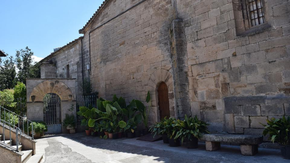 Église de Santa Maria - Auteur Ramon Sunyer (2017)