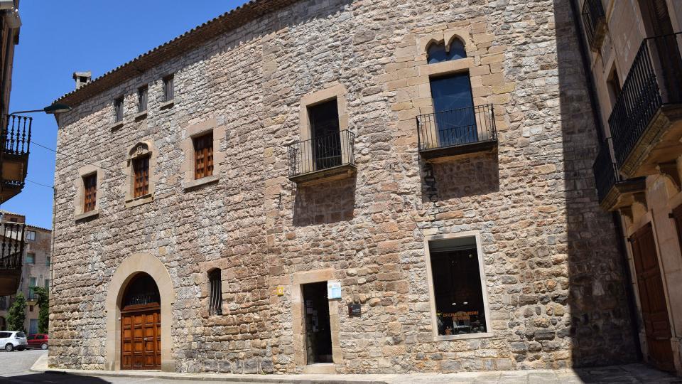 Castle of Verdú - Author Ramon Sunyer (2017)