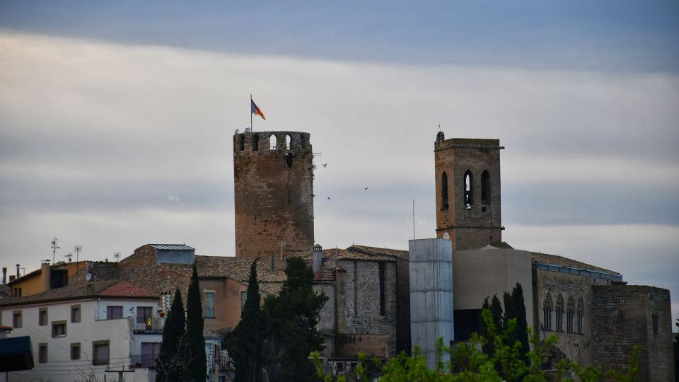 Castle of Verdú - Author Ramon Sunyer (2020)