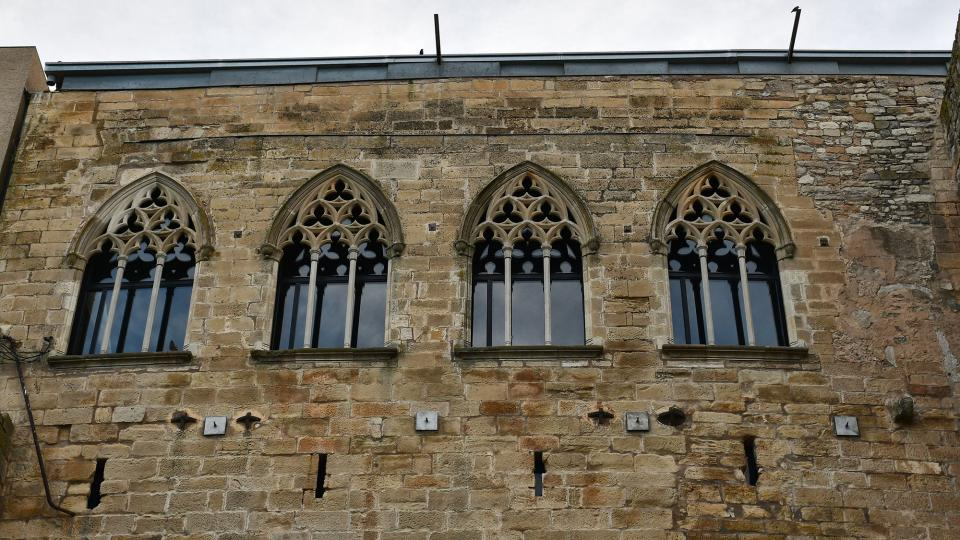 07.03.2020 església de Santa Maria  Verdú -  Ramon Sunyer
