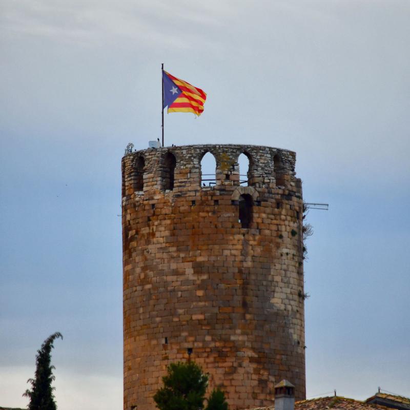 Castell de Verdú - Autor Ramon Sunyer (2020)