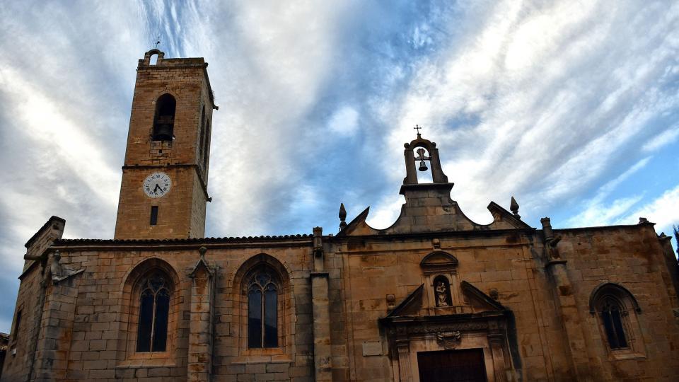 Iglesia de Santa Maria - Autor Ramon Sunyer (2020)