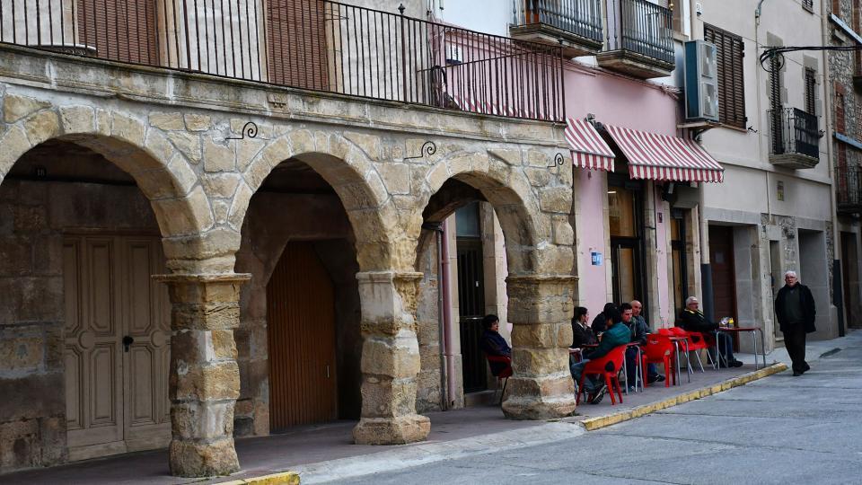 Edifici Cal Gabarró