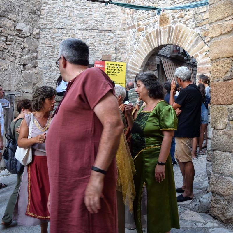 10.08.2019 Fira medieval  Guimerà -  Ramon Sunyer