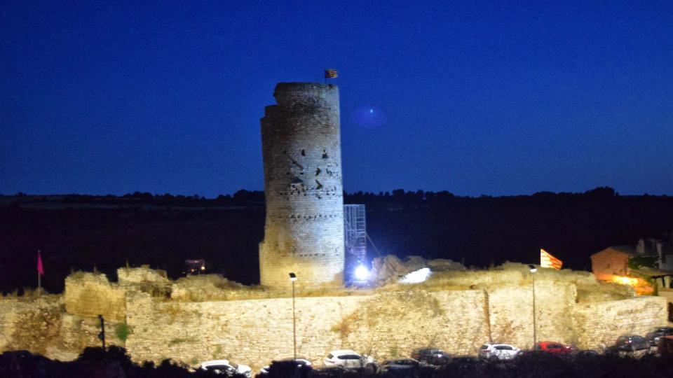 10.08.2019 Castell  Guimerà -  Ramon Sunyer