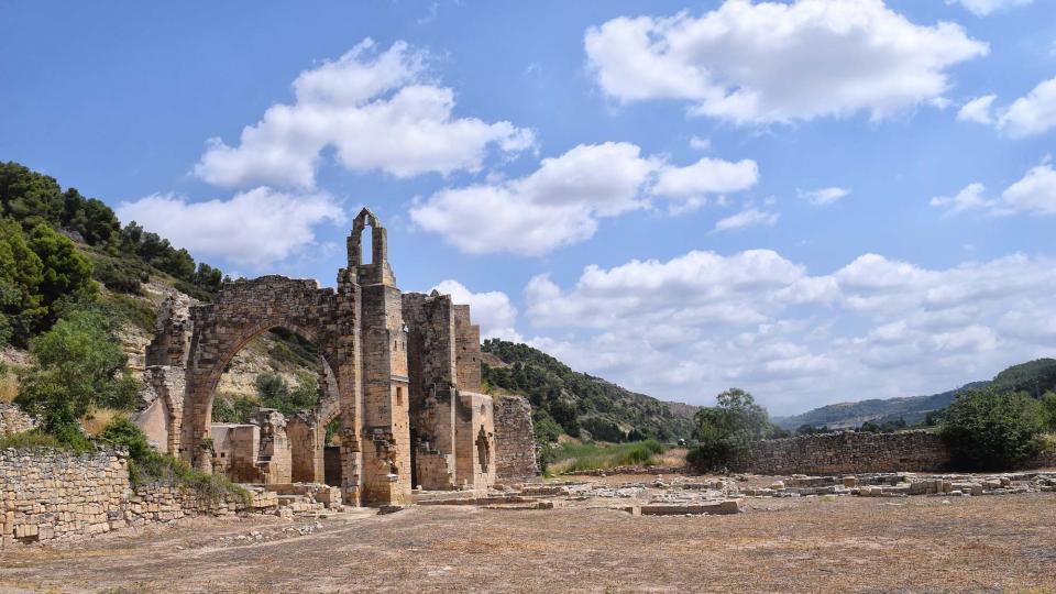 Monestir Santa Maria de Vallsanta