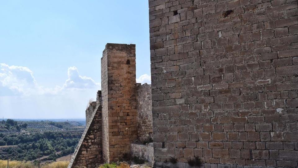11.08.2018 Castell  Ciutadilla -  Ramon Sunyer