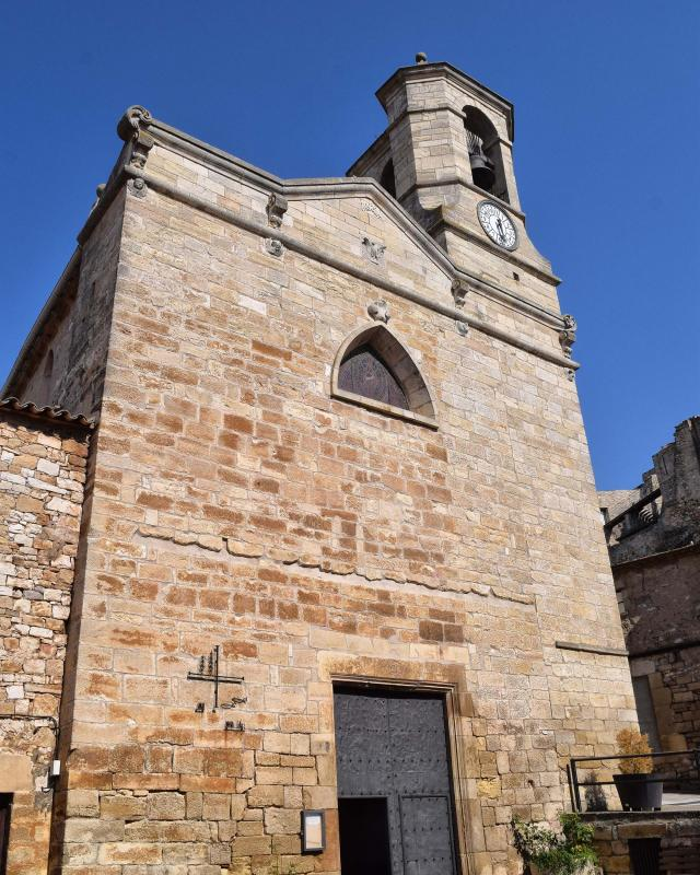 Church of Sant Miquel - Author Ramon Sunyer (2018)