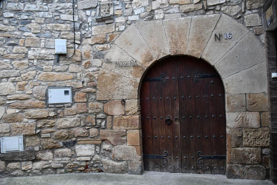 Castell Cal Mosenya