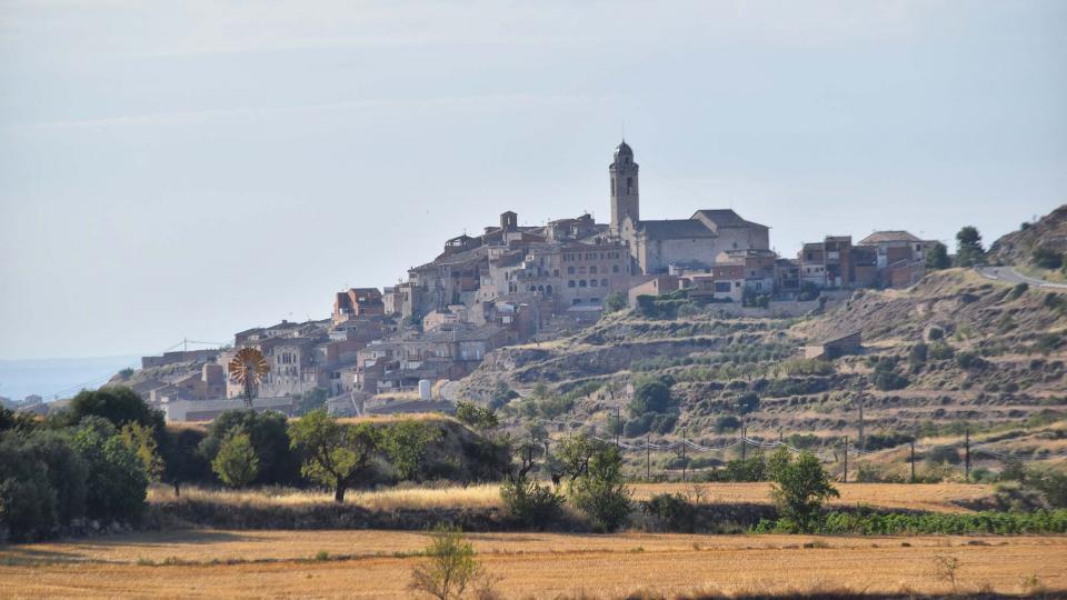10.08.2019 vista  Maldà -  Ramon Sunyer