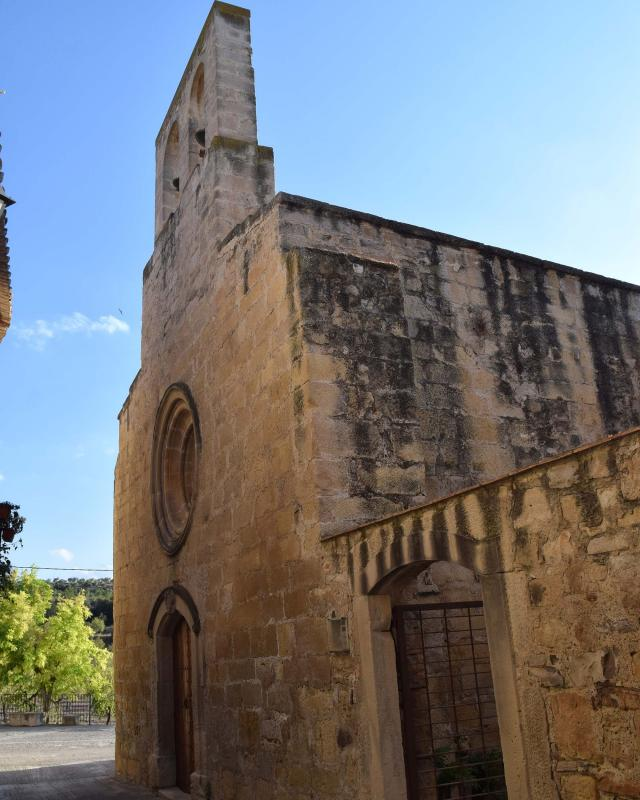 Iglesia de Santa Maria - Autor Ramon Sunyer (2019)