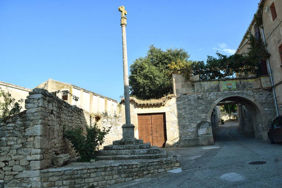 Croix de chemin Llorenç de Rocafort