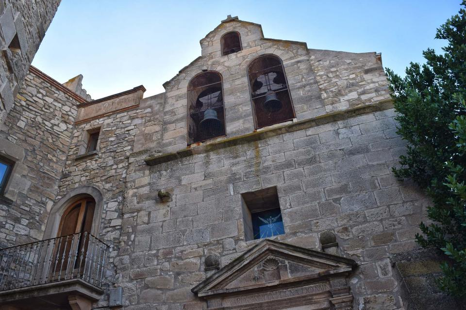 Church Sant Abdó i Sant Senén