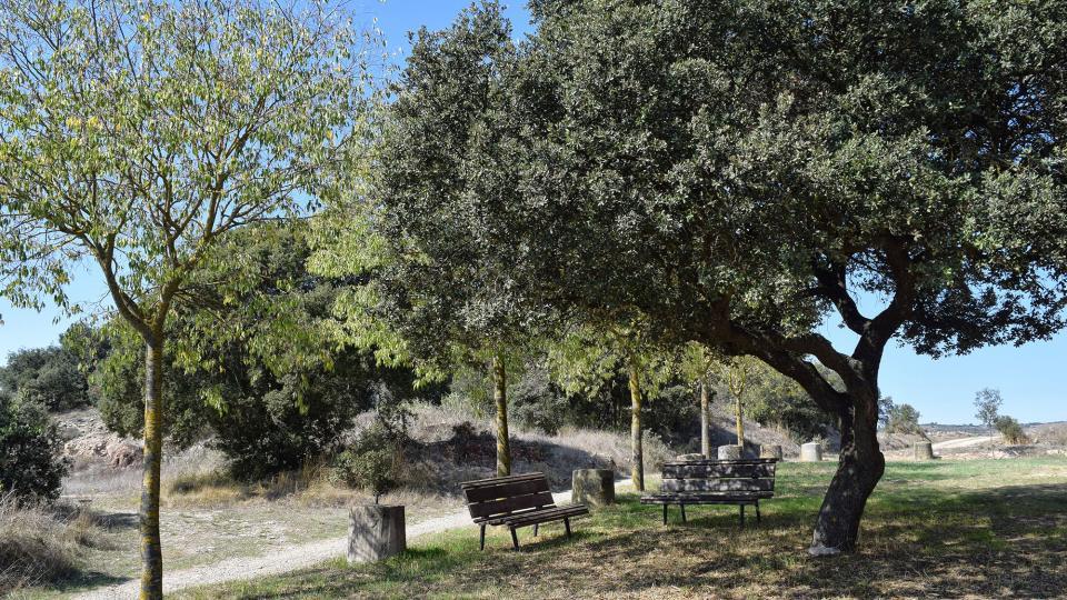 24.09.2017 Capella de Sant Valentí de Vilallonga  Sant Martí Sesgueioles -  Ramon Sunyer