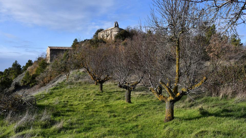 Church of Sant Pere de Sabella - Author Ramon Sunyer (2019)