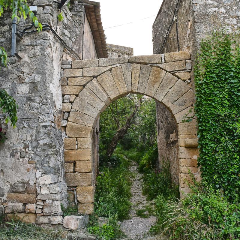 30.05.2020 portal  La Sala de Comalats -  Ramon Sunyer
