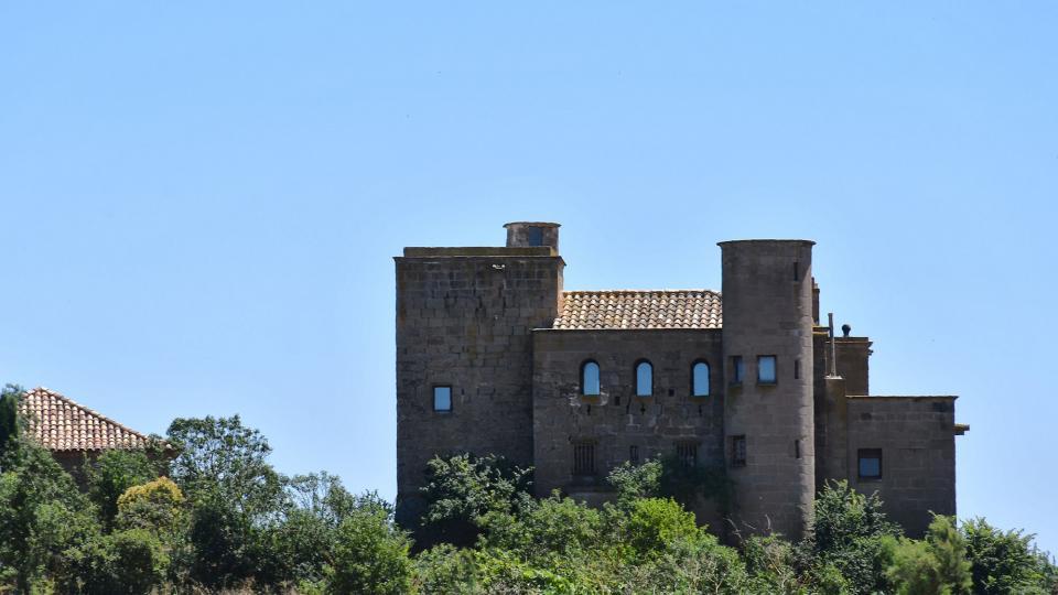 05.07.2020 Castell molí  Ratera -  Ramon Sunyer