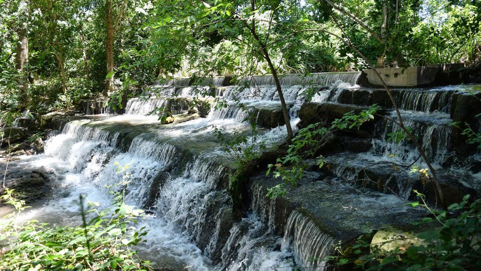 Espai fluvial Peixera d'Hostafrancs