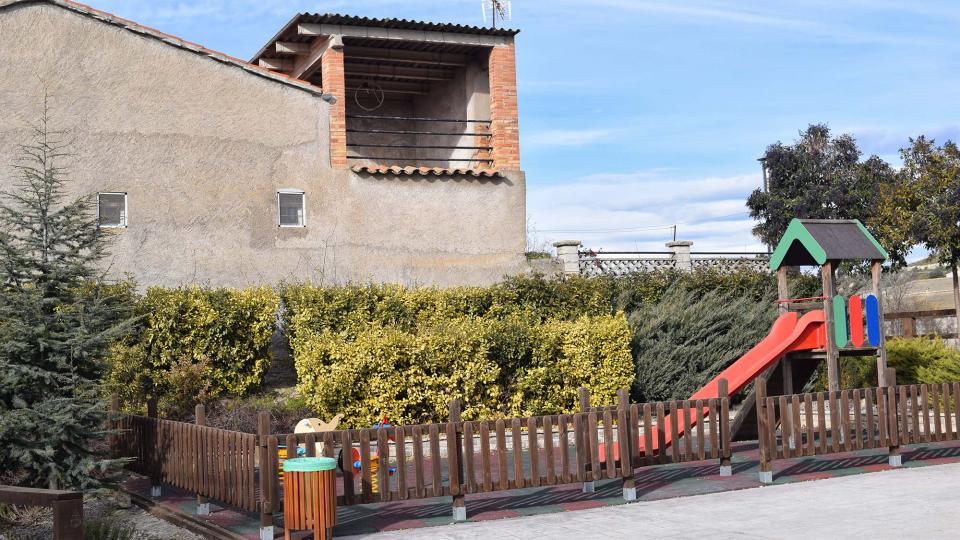 13.01.2019 parc infantil  Pallerols -  Ramon Sunyer