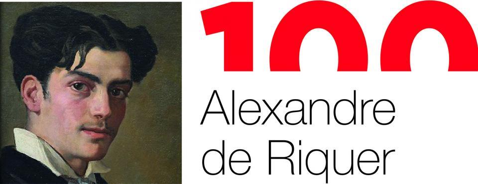 El Departament de Cultura presenta l'Any Alexandre de Riquer. Retrat d'Alexandre de Riquer. 1876. Alfred Romeu i Toda