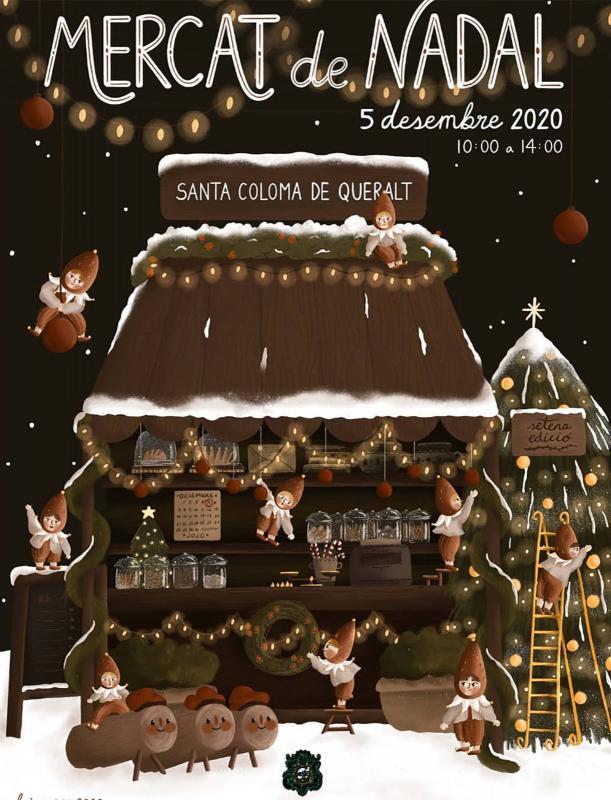 7è Mercat de Nadal de Santa Coloma de Queralt