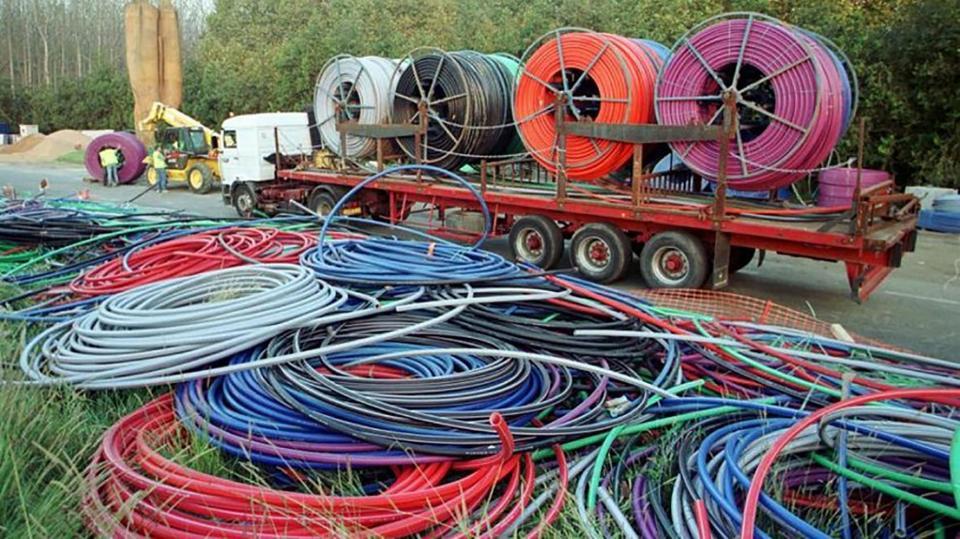 La xarxa de fibra òptica de la Generalitat cobrirà el 83% de la població de la Segarra i el 74% de l'Urgell el 2021 -