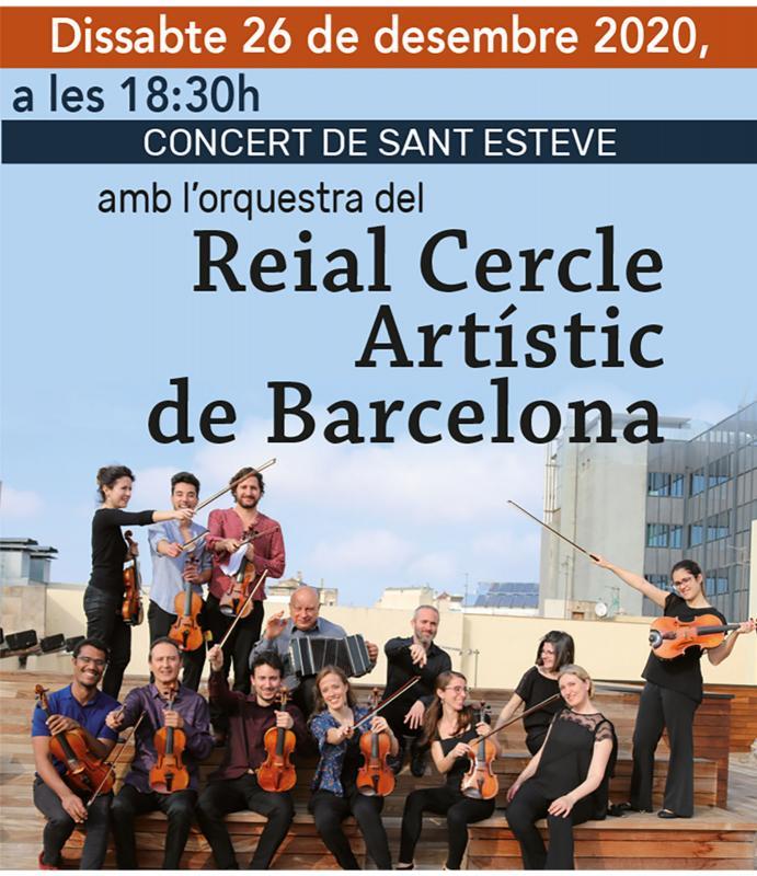 Concert de Sant Esteve 'Valsos i Polques'