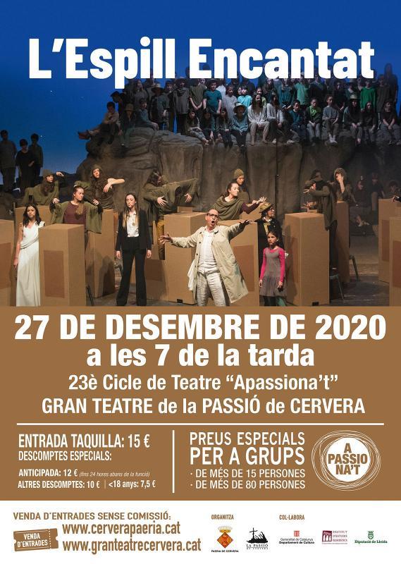 Teatre 'L'espill encantat'