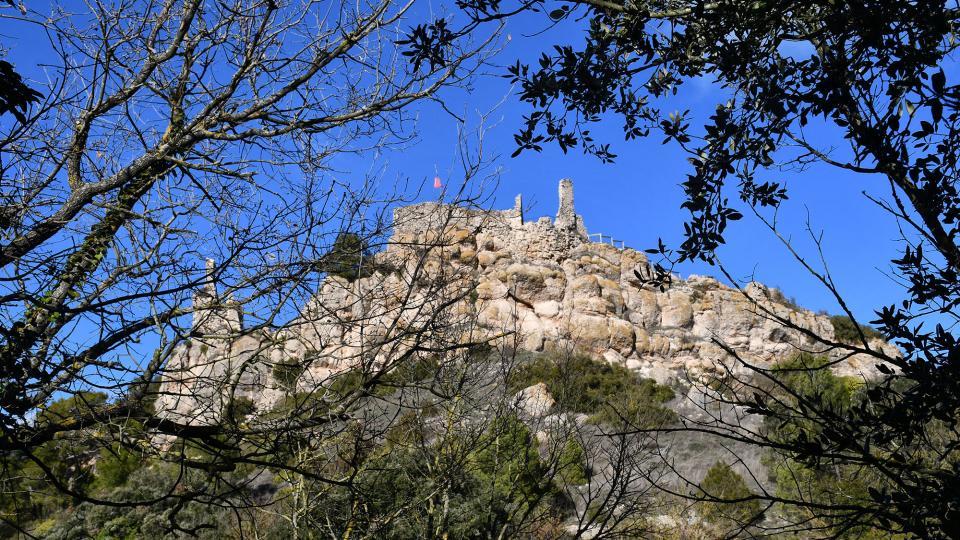 29.12.2020 Castell de Queralt  Bellprat -  Ramon Sunyer