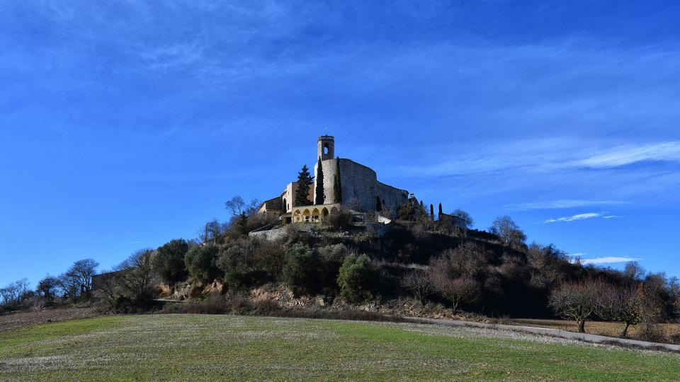 26.12.2020   Montfalcó Murallat -  Ramon Sunyer