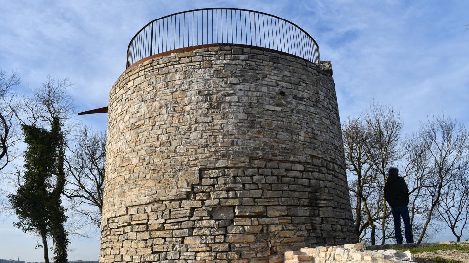 20.02.2021 Torre de Vilalta  La Tallada -  Ramon Sunyer