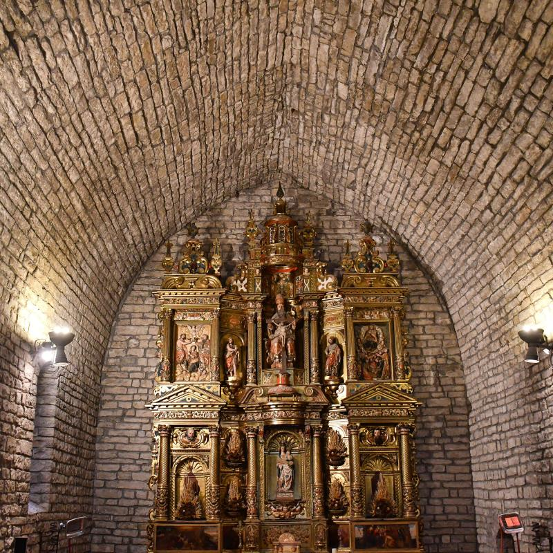 06.01.2021 Capella de la Immaculada Concepció  Pujalt -  Ramon Sunyer
