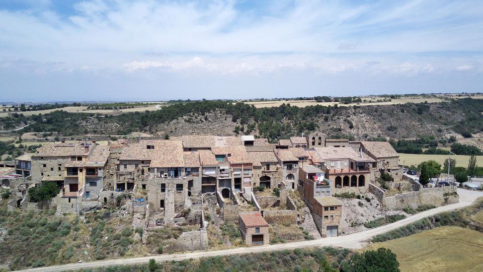 04.07.2021 vista sud  El Mas de Bondia -  Ramon Sunyer