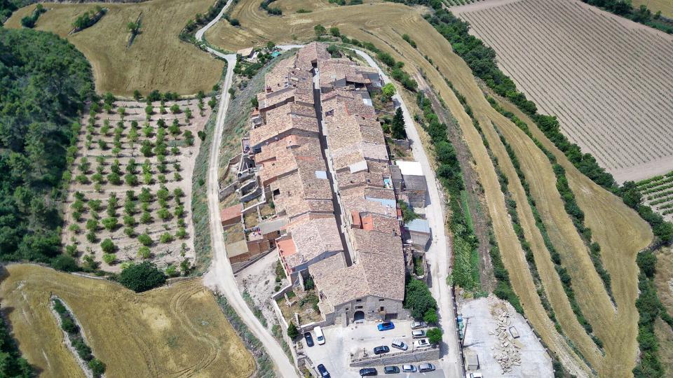 04.07.2021 Vista aèria  El Mas de Bondia -  Ramon Sunyer