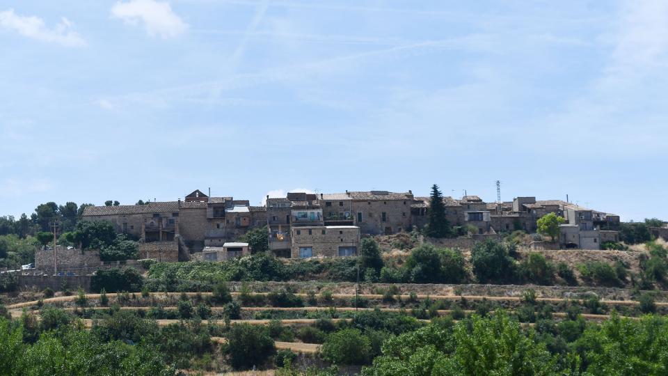 04.07.2021 vista nord  El Mas de Bondia -  Ramon Sunyer