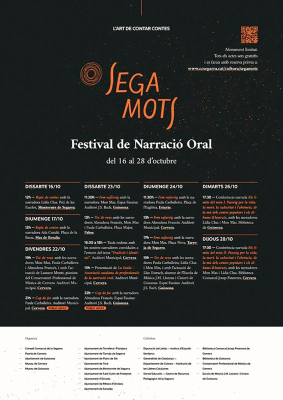 cartell Festival SegaMots 2021