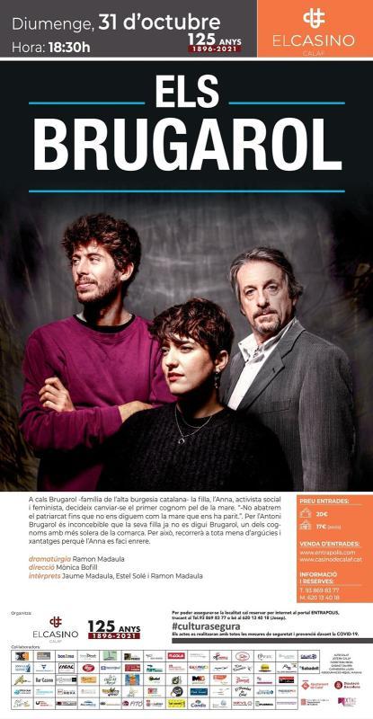cartell Teatre 'Els Brugarol'