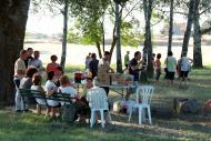 Torrefeta: Berenar a la Font de Torrefeta  Joan Plàcid Sala