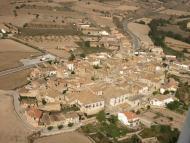 Tarroja de Segarra: 'Segons com, Tarroja sembla més petit que Sedó, però em diuen que no hi tantes cases buides. Segurament ho fa la carretera de Guissona...´  Giliet de Florejacs
