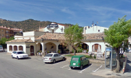 Torà: L'hostal Jaumet, on pernoctà  Ramon Sunyer