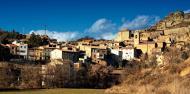 Biosca: Vista del poble  Araceli Merino